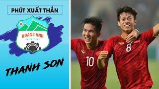 Thanh Sơn ghi bàn lạnh lùng, thầy Park ôm Việt Hưng, Thanh Sơn sau trận| HAGL Media