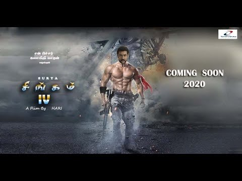 "Surya 38 - ""S4"" Next movie upcoming action super hit movie 