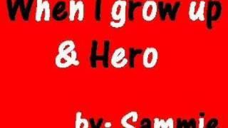 Watch Sammie Hero video