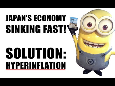 5 Reasons Why Japan Faces Economic Crisis RIGHT NOW!
