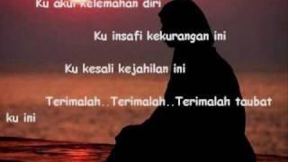 Download Lagu Taubat seorang hamba Gratis STAFABAND