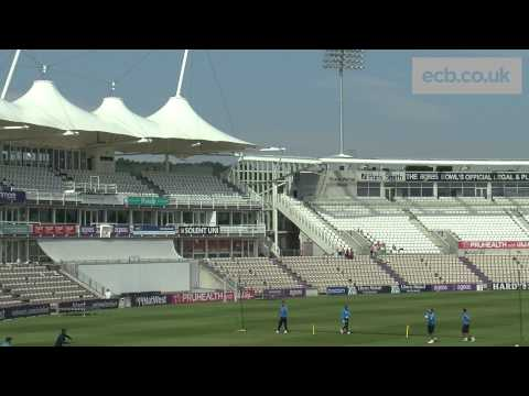 MS Dhoni previews third Test at The Ageas Bowl