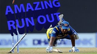 Top 10 amazing run out ever in the cricket