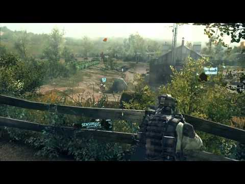 Tom Clancy's Ghost Recon: Future Soldier Raven Strike DLC Trailer