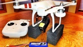 DJI Phantom Sony & GoPro Cinematic Aerial footage