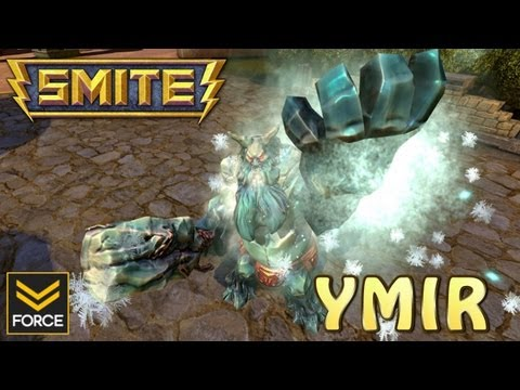 SMITE: YMIR (Gameplay)