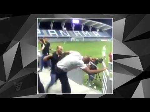 Een vechtende coach en een waggelende Ronaldo - VOETBAL INSIDE