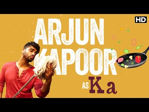 Arjun Kapoor As Ka | Ki & Ka