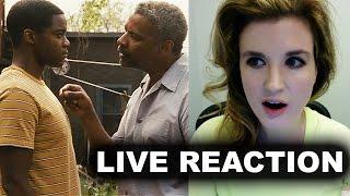 Fences Trailer Reaction