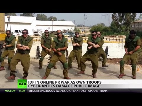 IDF's Web War: From Harlem Shake to targeted propaganda