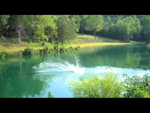 Bikes Jumping Into Water Bike Jump into Water YouTube