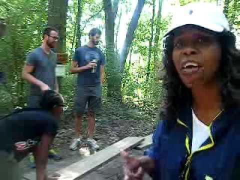 Dr. Kim Logan-Nowlin:Peterson Warren Academy Girls Retreat: Camp Miracle