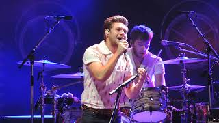 Niall Horan Singing Billy Joel's New York State of Mind