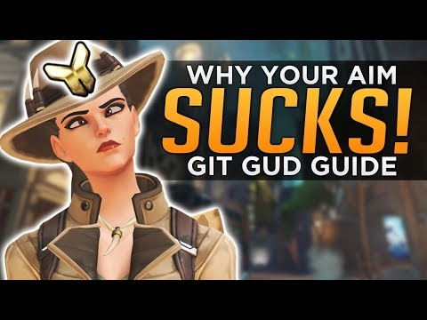 The COMPLETE Overwatch Aim Guide! - EVERYTHING You Need to Know!