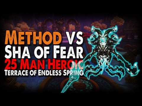 Method vs Sha of Fear (25 Heroic) World First