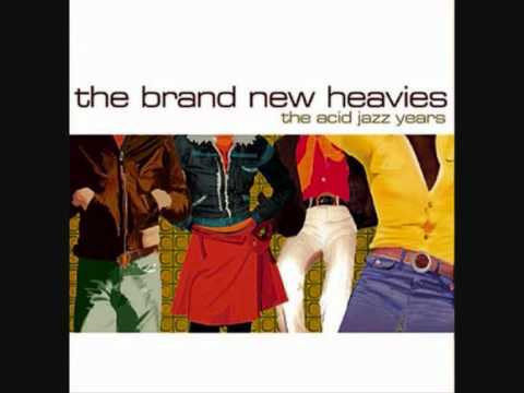 Never Stop ~ The Brand New Heavies...
