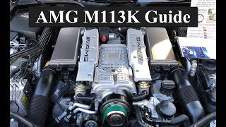Why The M113K Is One of The Best Mercedes Engines | V8 Kompressor (4K)