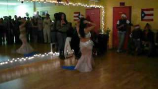 Najla Improv Belly Dance