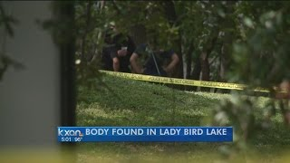Body found in Lady Bird Lake near Congress Ave. bridge