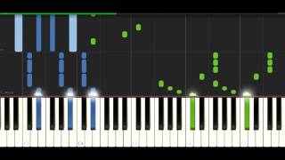 Tobu - Such Fun - PIANO TUTORIAL
