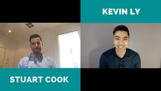 Stuart Cook - Plant based with Flave, Future of Hospitality and Productivity Tools | KEVIN LY SOCIAL