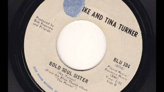 Watch Ike  Tina Turner Bold Soul Sister video