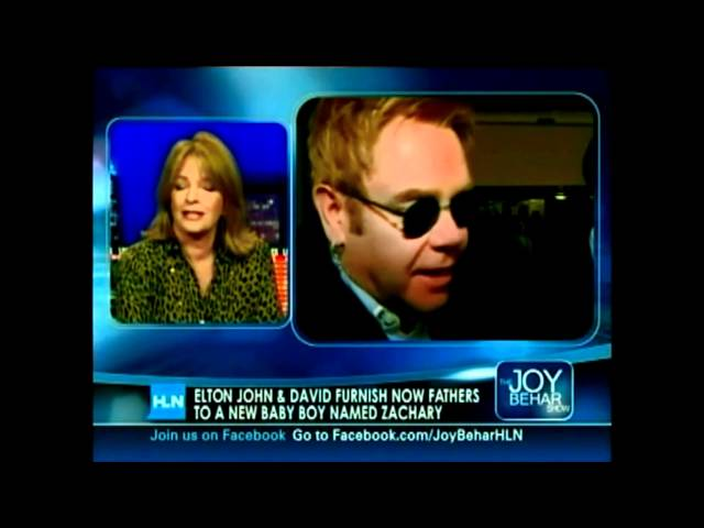 Deidre Hall on the Joy Behar Show discussing surrogacy
