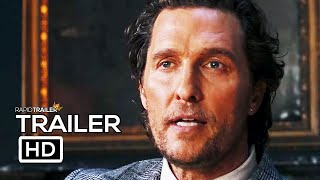 THE GENTLEMEN Official Trailer (2020) Matthew McConaughey, Charlie Hunnam Movie HD