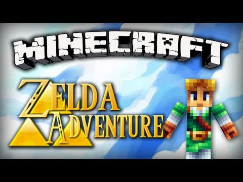 Minecraft : Zelda Adventure | Episode 1 - Un nouveau héros