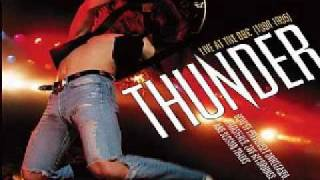 Watch Thunder Today The World Stopped Turning video