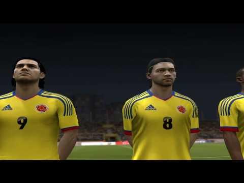 FIFA 13 Venezuela vs Colombia Predicción Eliminatorias Brasil 2014 (No hagan enojar a Falcao)