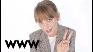 Get To Know Maya Hawke | Who What Wear