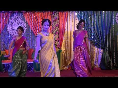 Isbahna's Holud Dance Performance March 2k15 - Sunduri Komola Nache