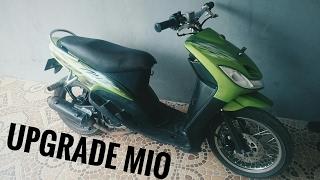 Upgrade Mio | Ganti Ban Soft Compound | Motovlog Indonesia