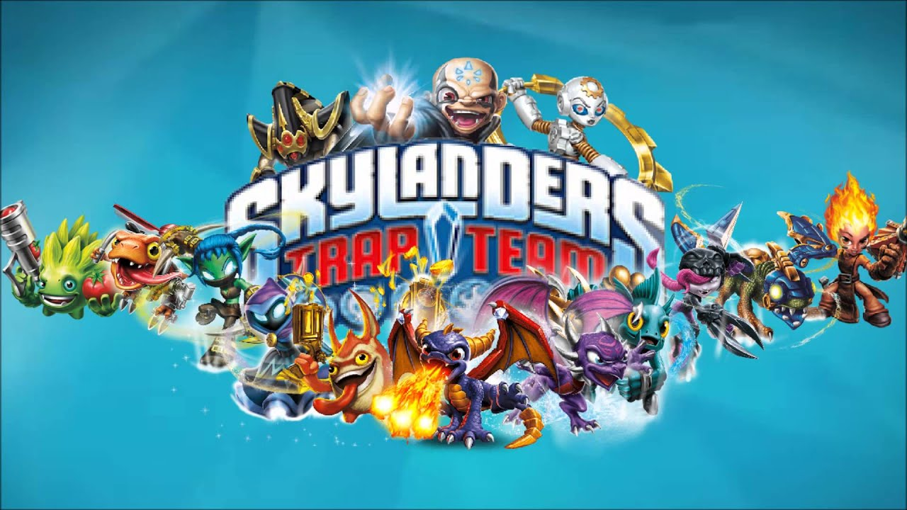 skylanders trap team wallpaper -#main