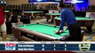 2016 8-Ball Doubles Championship Finals - 2016 APA Poolplayer Championships