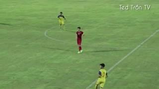 U22 Việt Nam 1 - 0 U18 Việt Nam: Martin Lò và Tiến Linh nhảy múa trước đàn em và cái kết