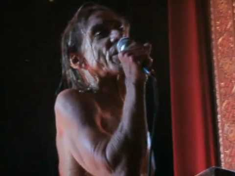 Iggy and the Stooges - I Wanna Be Your Dog - Ann Arbor - 2011 - Live