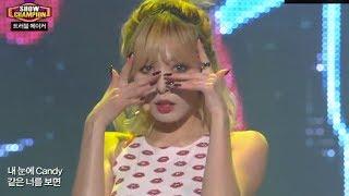 Trouble Maker - Attention, 트러블메이커 - 이리와, Show Champion 20131106