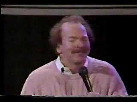 Dennis Wolfberg comedy skit - 1