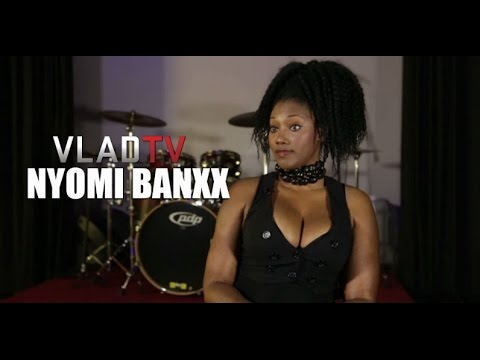 Nyomi Bankxx: Gay Males in The Industry Weren't Tested For HIV