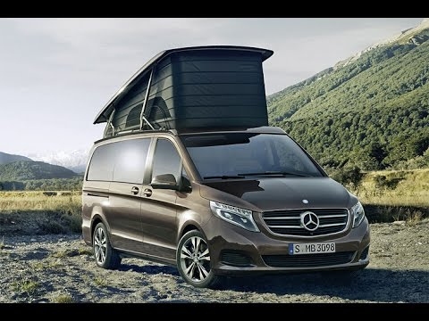 mercedes marco polo 2014 luxus camper youtube. Black Bedroom Furniture Sets. Home Design Ideas