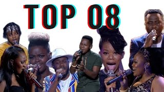 Here's Idols SA season 16 Top 08