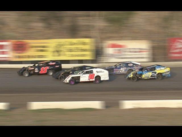 Bakersfield Speedway 7-27-13 HEATS