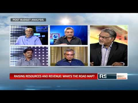 The Big Picture - Post Budget - Raising Resources and Revenues: What is the road map?