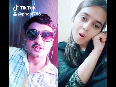 Best funny clip tik tok by phool786