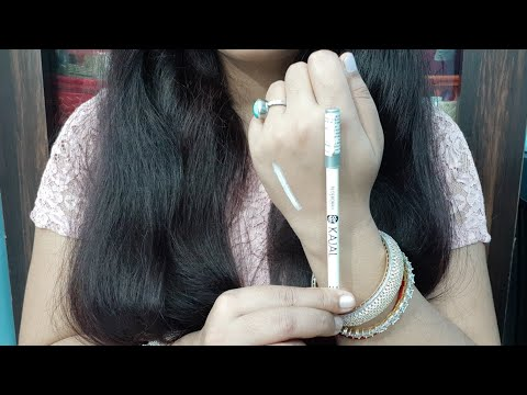 Deborah milano white kajal review, affordable and best white kajal for summers & winters & monsoon