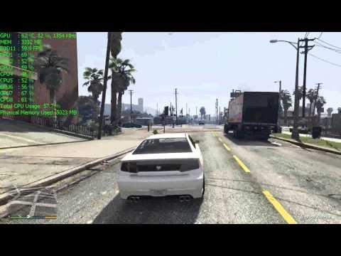 GTA V PC Can my PC run this game at 1080p 60fps? : GTA