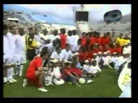 Football Classic: Liberian National Team