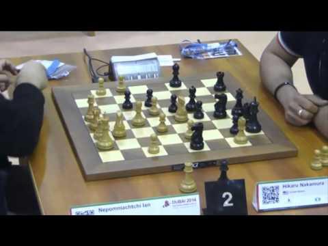 Nepomniachtchi vs Nakamura - 2014 World Blitz Championship